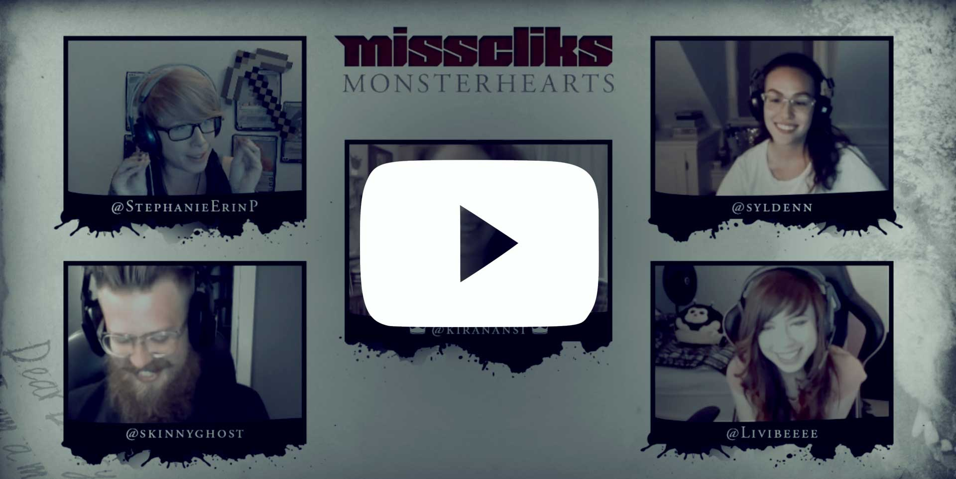 monsterhearts actual play misscliks