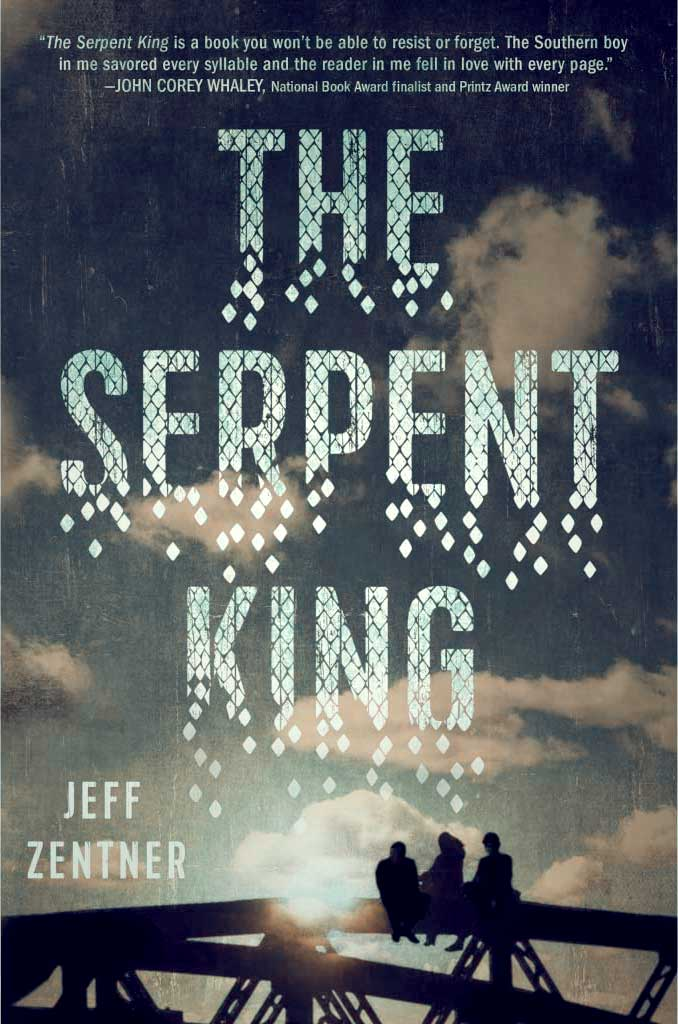 serpent king teenage novel
