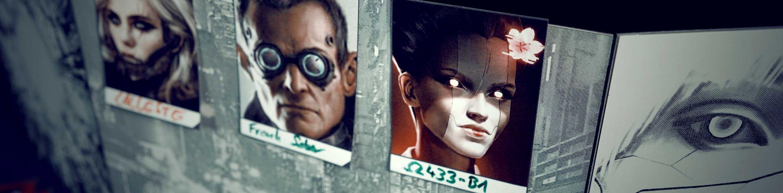 nsc portraits für cyberpunk rollenspiel