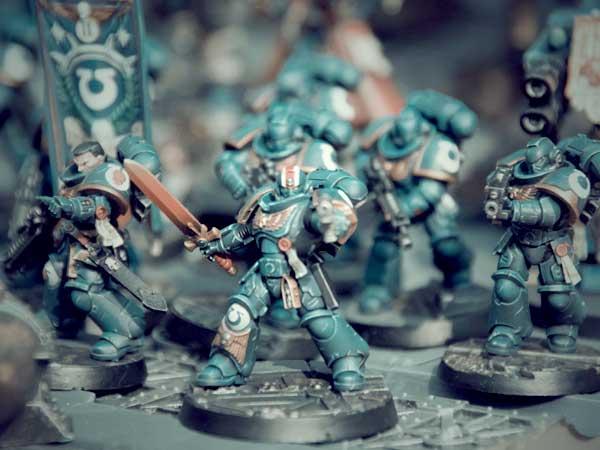 tabletop wargames warhammer