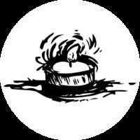 ten candles rollenspiel logo