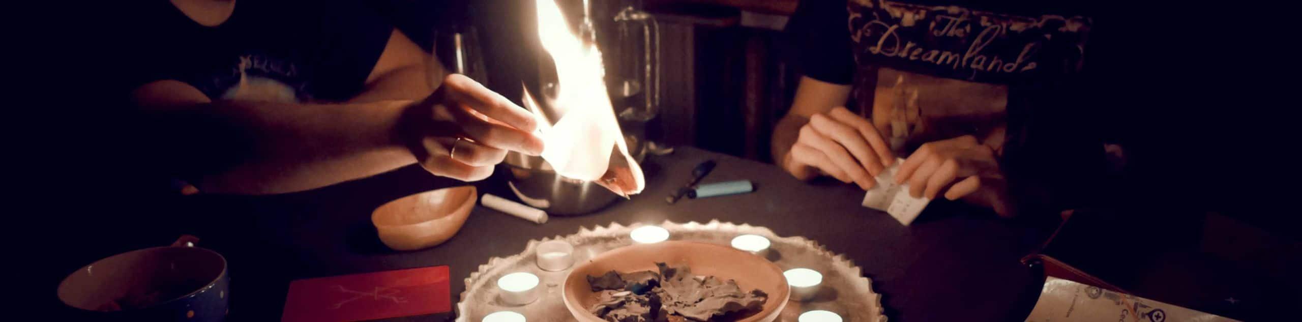 ten candles pen&paper rollenspiel kerzen