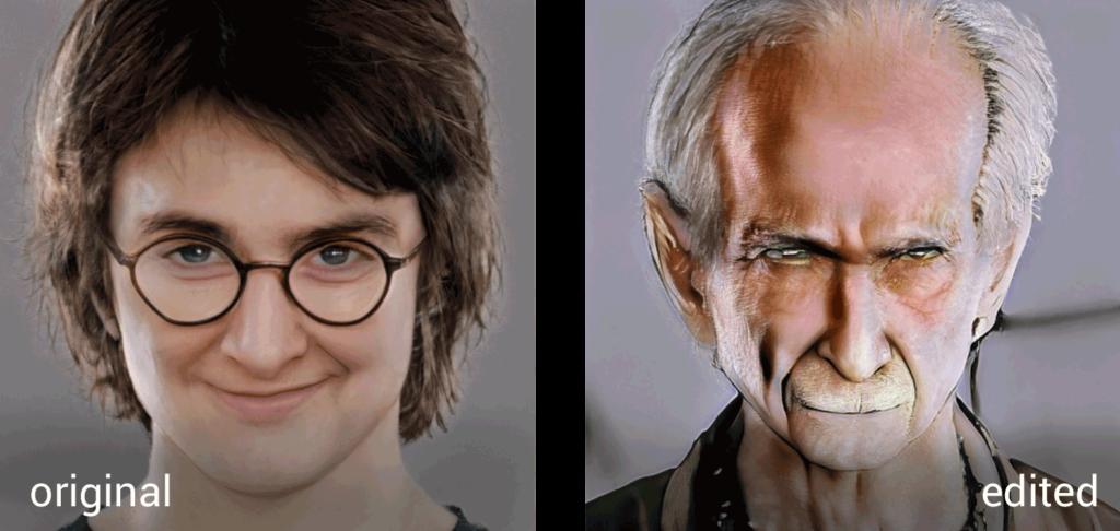 artbreeder wizard npc portrait
