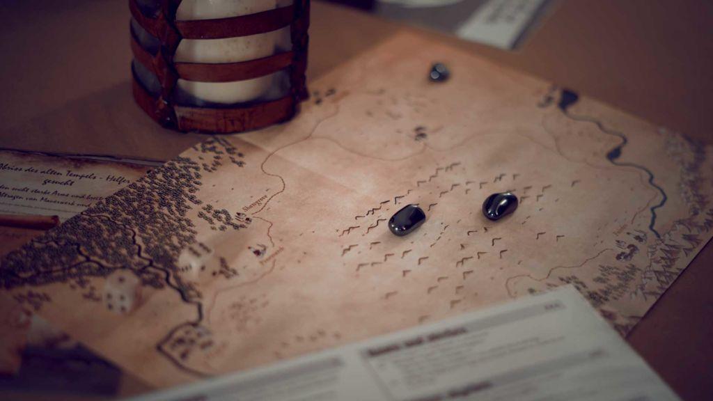 dungeon world rollenspiel dekoration