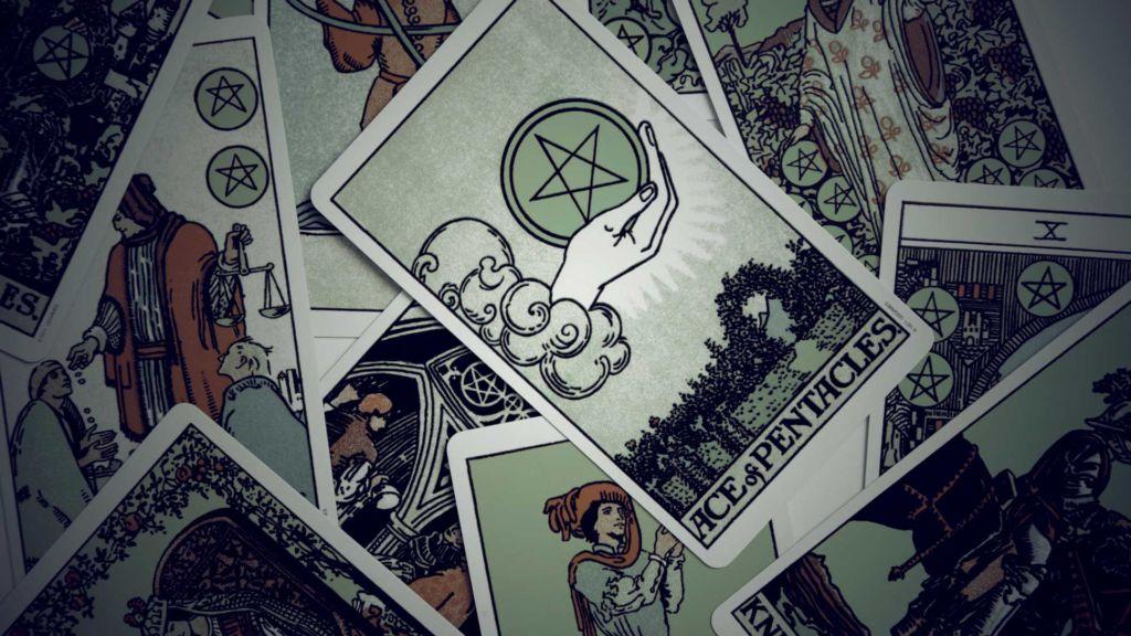 wickedness rpg tarot cards